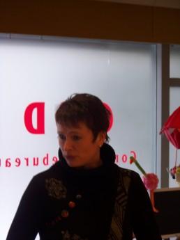 Jeanette van der Woude